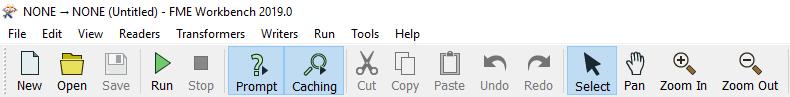 Texte descriptif des icônes