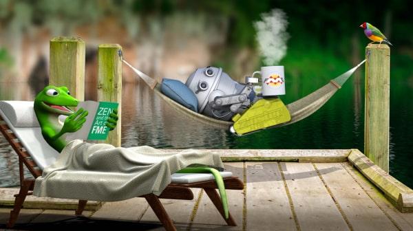 FME 2020 vous rend zen