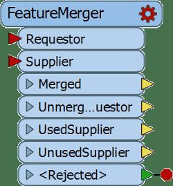 Transformer FeatureMerger